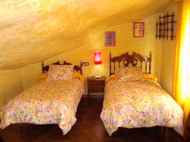 Cuevas del Sol house