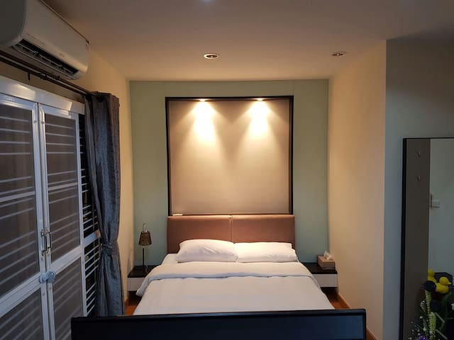 Vacation home@Bangkok/Near Airport - Bangkok - Hus