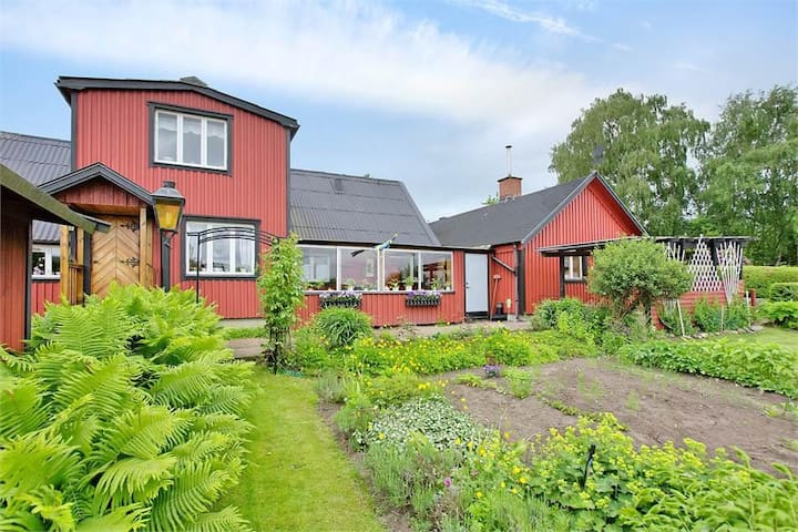 Cosy Country Apartment Near City - Halmstad - Leilighet