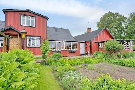 Cosy Country Apartment Near City - Halmstad - Daire