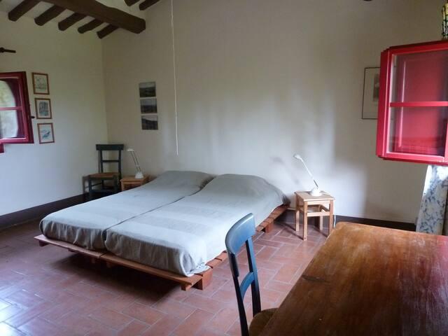 camera 3 letto matrimoniale grande