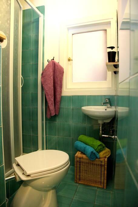 Bathroom #2 - Cabin