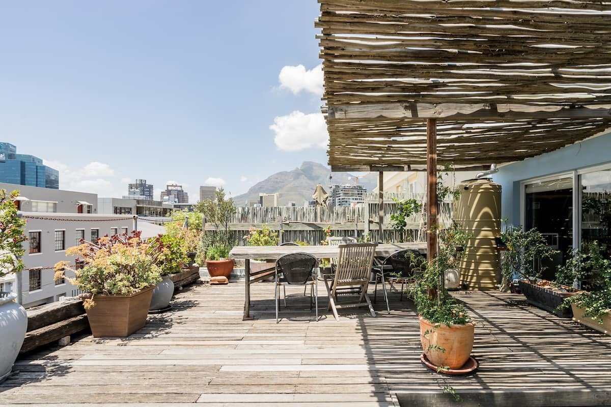 Superb Apartment with a Perfect Roof Terrace