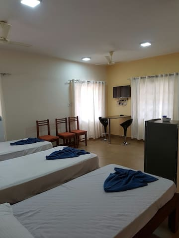 2-Holy Cross Home Stay's - 1BHK Apartment - Santa Cruz - Apartment
