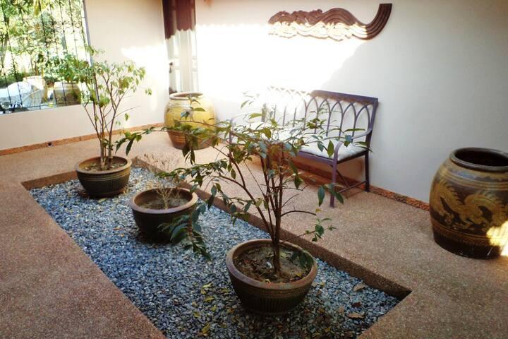 Kinkala Villa (Piscina condiviso)