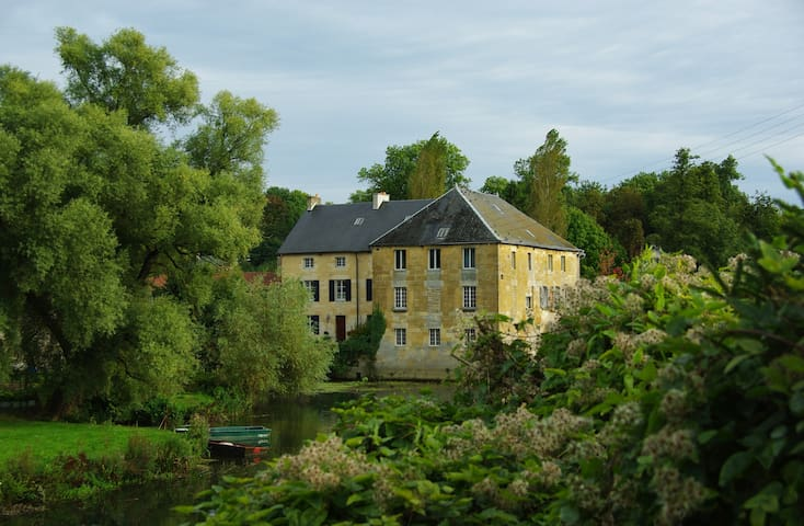 Moulin le Cygne, top apartment - Stenay