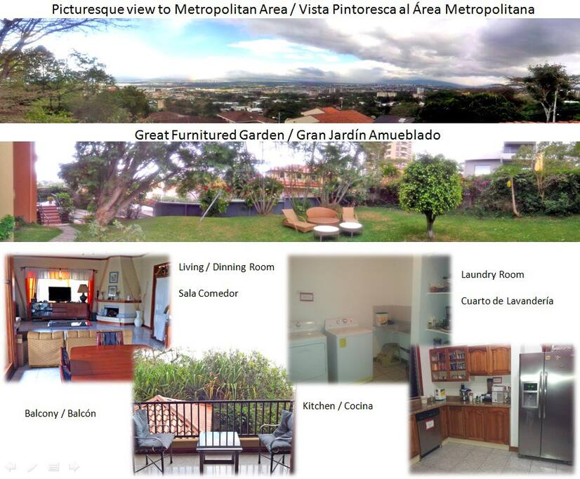 Quiet in Escazu at a Great Price!