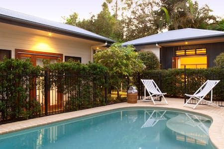 Boutique Guest House Accommodation - Byron Bay