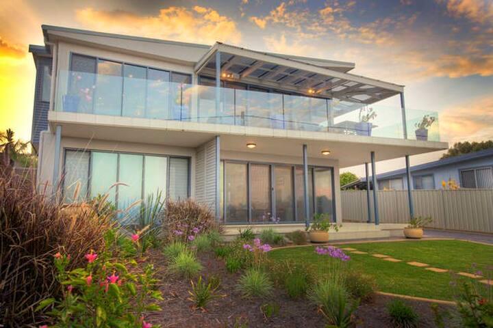 Unique  Ocean Front Property