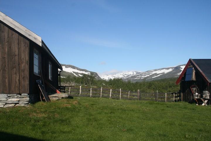Mountain Cabin Silkeros