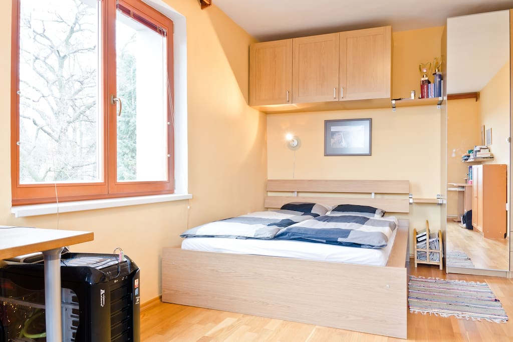 Prague a room with private kitchen h user zur miete in for Badezimmer 16m2