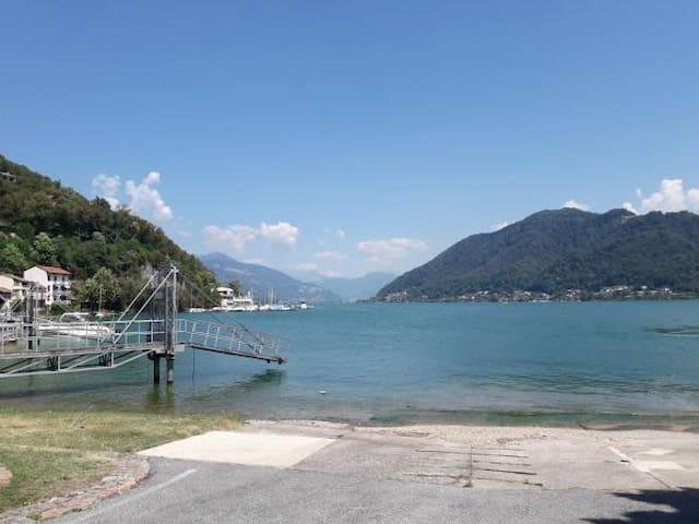 Terrazza sul Lago, Brusimpiano_Lago di Lugano
