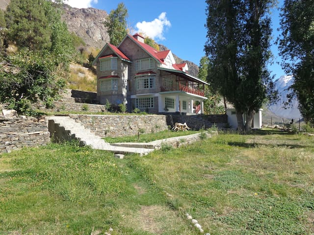 Gemoor Khar - Jispa - Bed & Breakfast