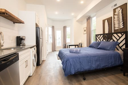 Comfortable Studio in the Heart of Brewerytown