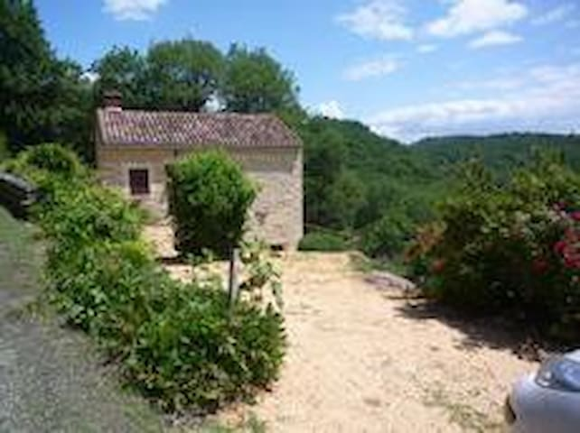 la maison du chateau - Fumel - Flat