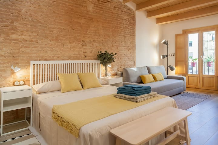 Stylish Loft 4 Expats @ Barcelona (monthly rent)#1