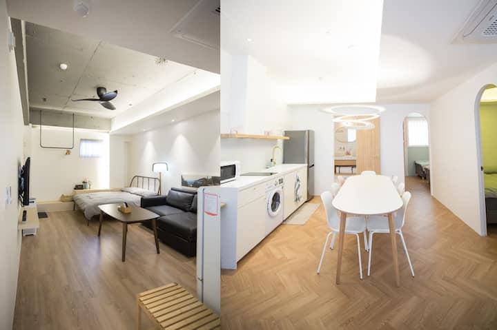 ROCKET 빅하우스 - BIG HOUSE (펜트하우스+레지던스/ 한개층 전부사용)