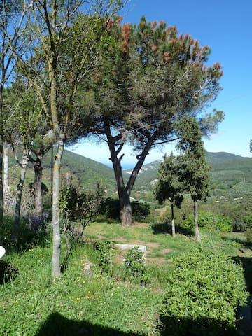 Studio in Bauernhaus, Toscana