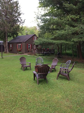 Chenango Lake guest house