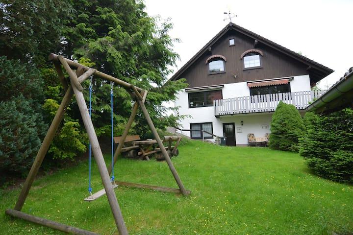 Luxurious Apartment in Buntenbock near Ski Area