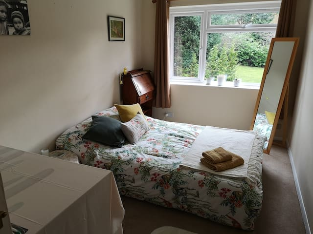 Private Bedroom close to Gatwick & London