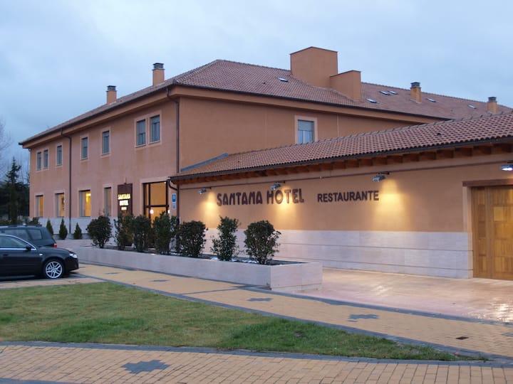 SANTANA HOTEL RESTAURANTE