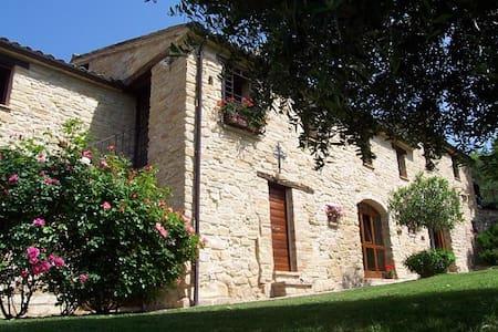 Casale Monastero sul Colle, Italy - Montelparo