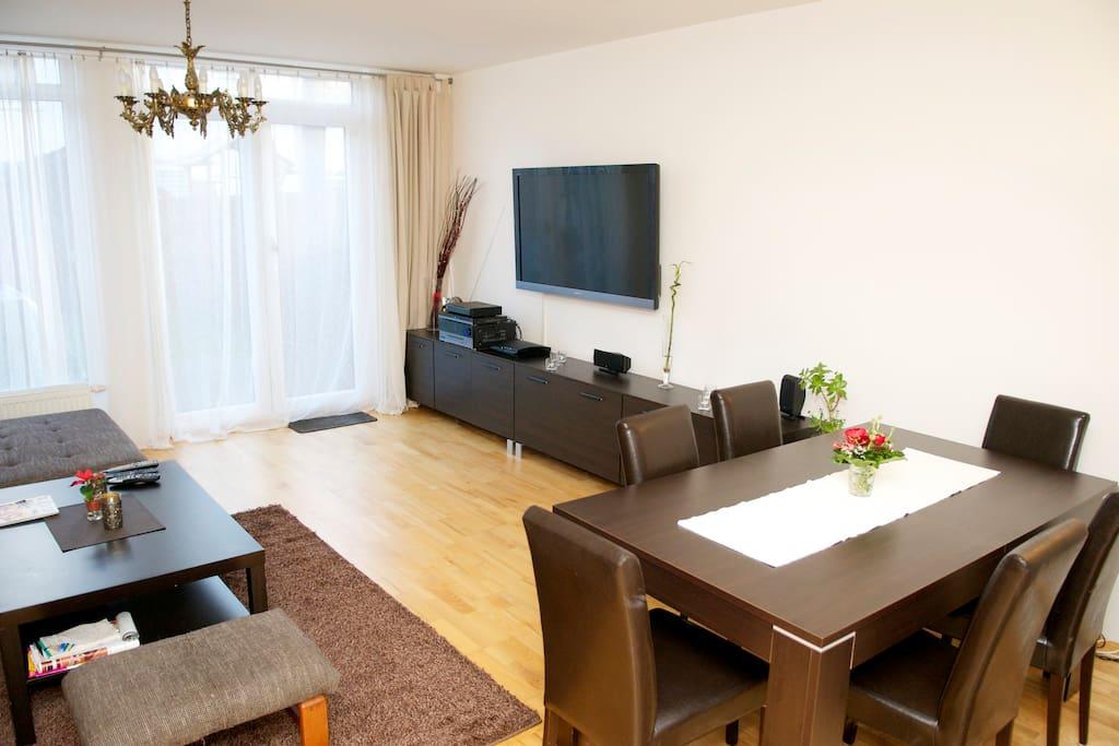 gem tliches zimmer zu vermieten reihenh user zur miete in garbsen niedersachsen deutschland. Black Bedroom Furniture Sets. Home Design Ideas