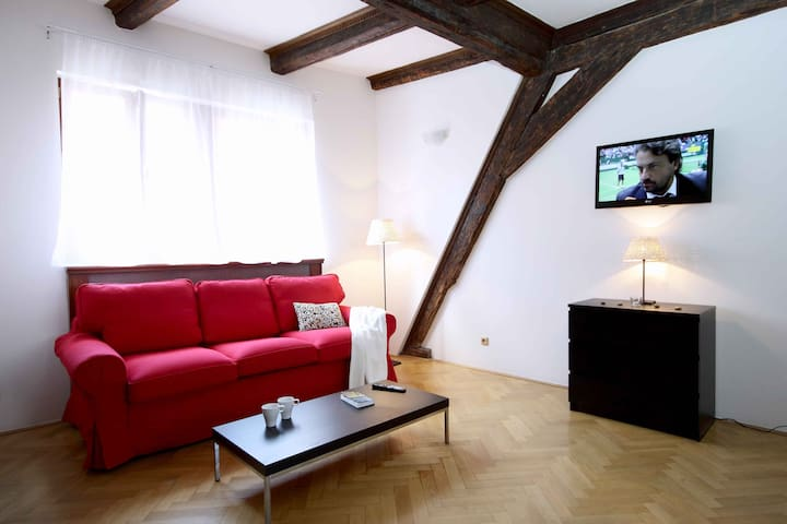 Neat one bedroom Loft in Old Town A22 1B