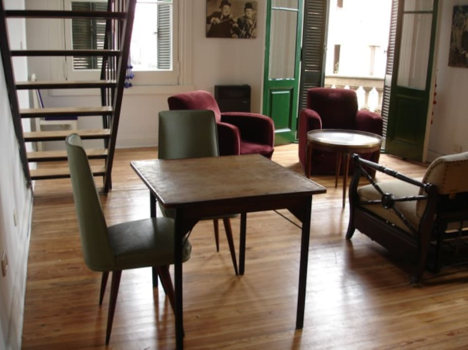 Chic big ap in stylish santelmo lofts for rent in for Ap lofts