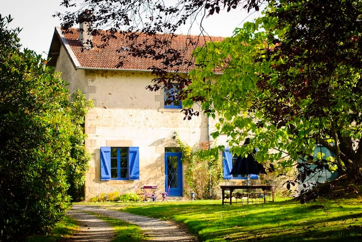 Le Catalpa French holiday cottage