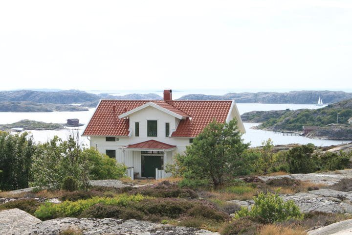 Marvelous Ocean View House - Tanum Municipality - Cabin