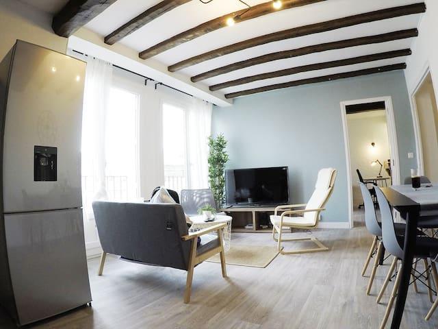 Chambre cosy proche centre ville et écoles Reims
