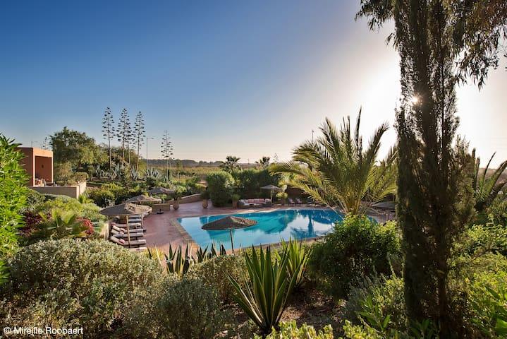 Villa Dar Maktoub Garden Golf Morocco - Inezgane