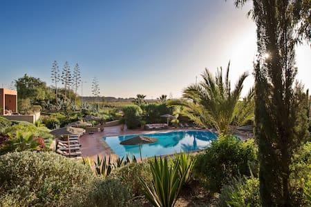 Villa Dar Maktoub Garden Golf Morocco