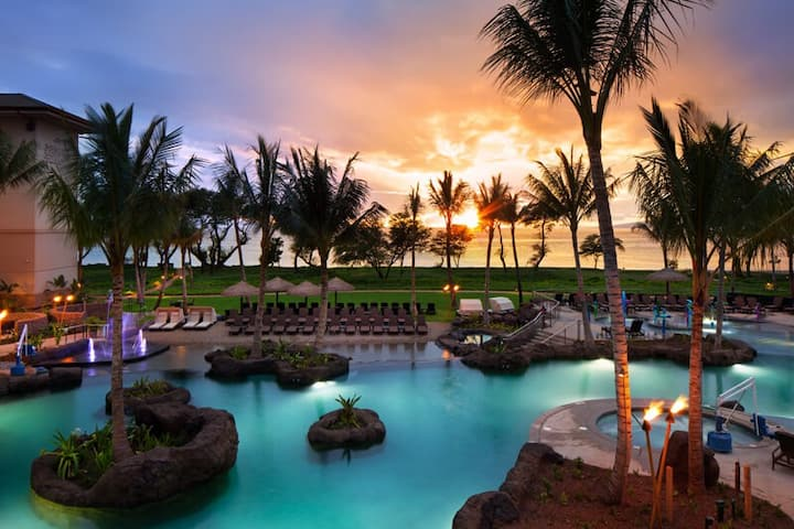 Westin Nanea Villas Dec. 19-26 - Christmas in Maui