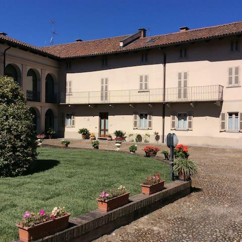 Residenza Medici del Vascello - Castello di Annone - Apartamento