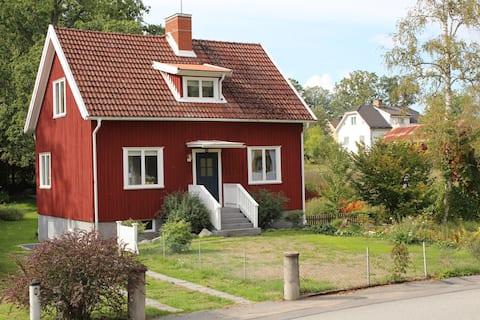 Trevligt hus i Småland.