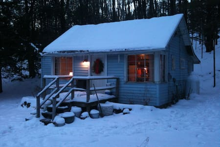Cozy cabin in the Catskills - Olivebridge - Srub