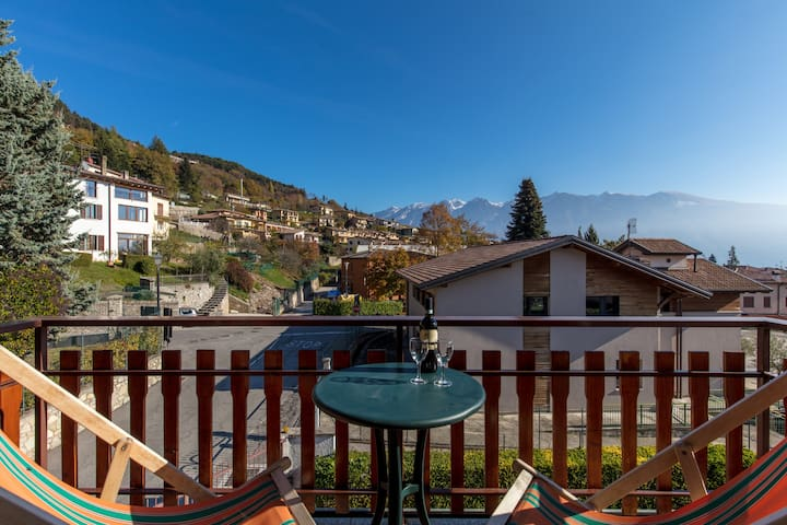 VILLA MARIAROSA apartment - Gardola - Appartement