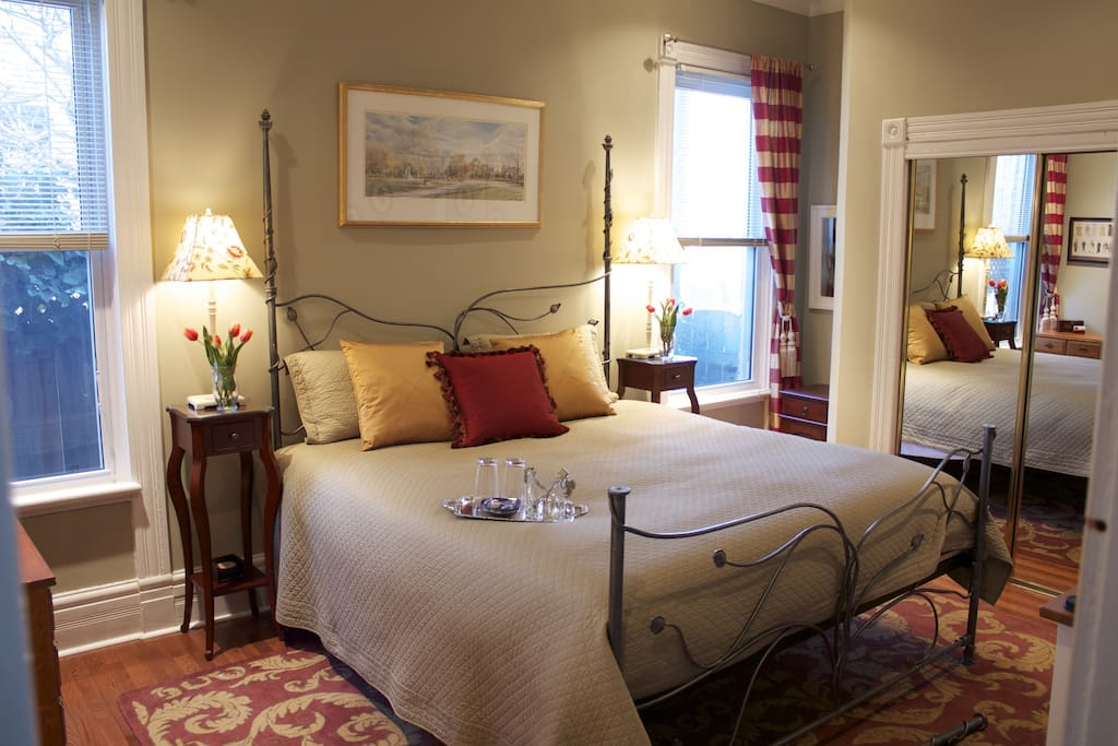 The kerr suite chambres d 39 h tes louer london for Chambre hote canada
