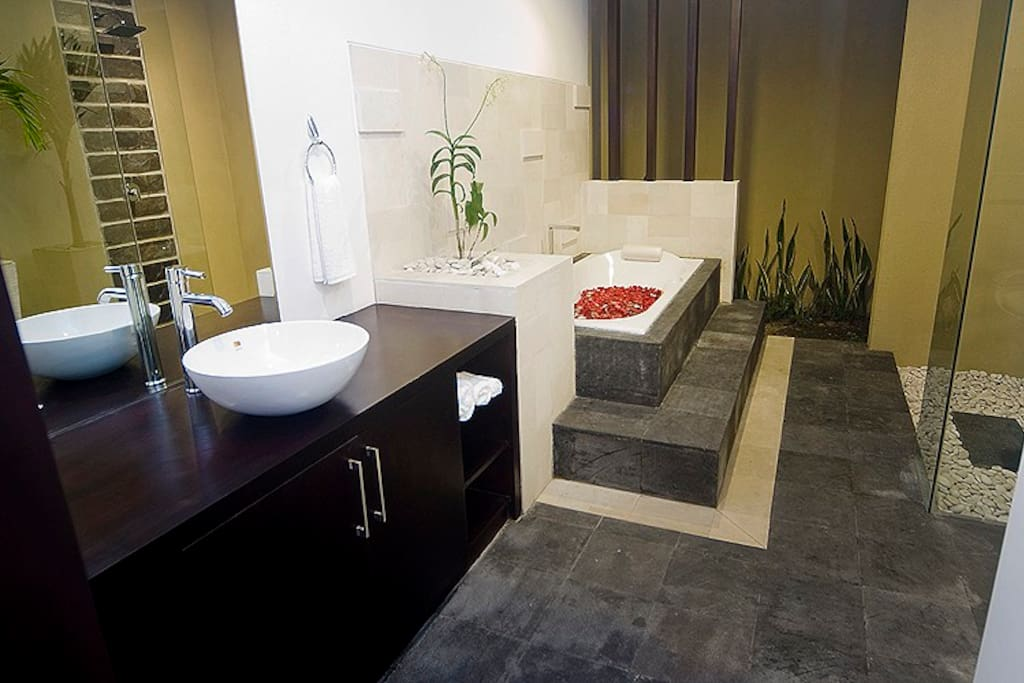 bathroom villas