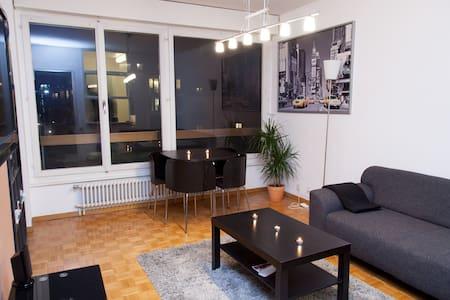 Cozy flat in center Geneva - Ženeva