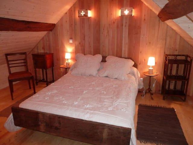 gite rural Broye,nature, calme - Broye - House