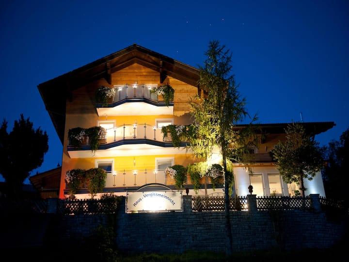 Alpenappartement für 2-4 Personen