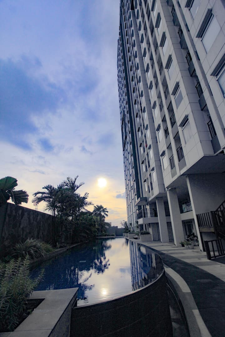 Sunter Icon Sea view 2BR (Converted from 3BR)