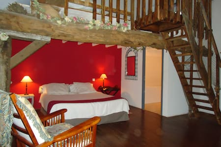 chambres d'hôtes en Broceliande - Iffendic - Bed & Breakfast
