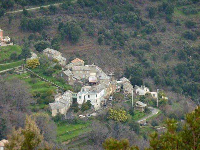 Gite de charme 5pl,vue mer,CapCorse - Cagnano - Flat