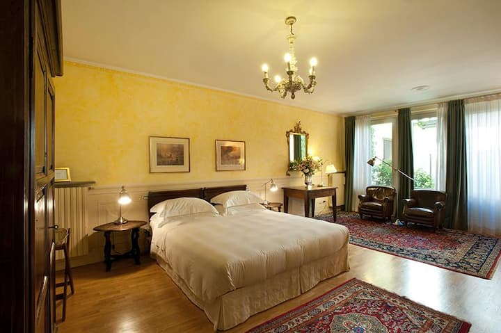 Private Suite in Relais Vimercati