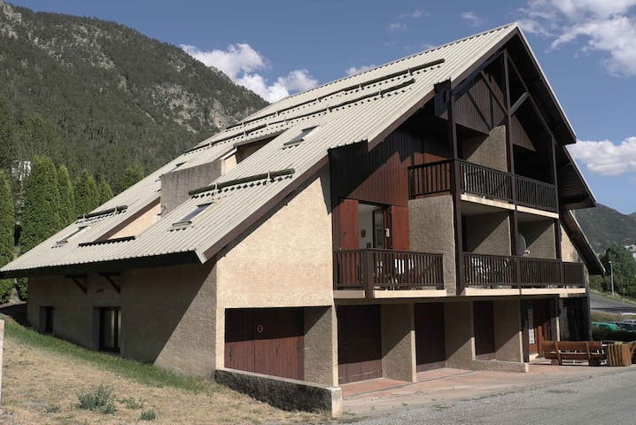 SERRE-CHEVALIER: all mod cons ! - Briançon - Apartment
